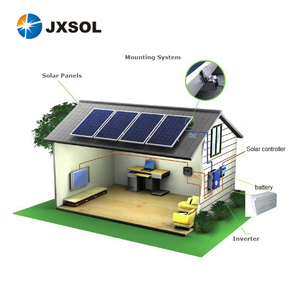 Good quality 7kw off grid solar power system for home use