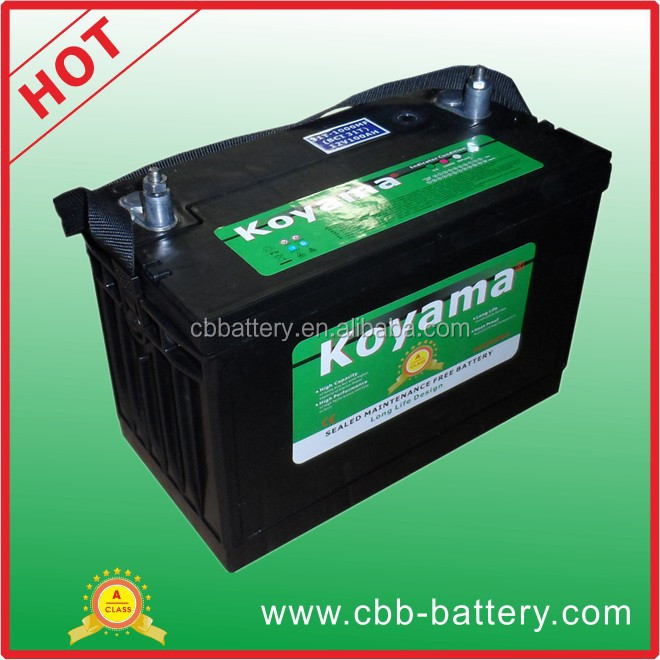 BCI 31T-1000 MF automotive Marine battery 100ah 12V