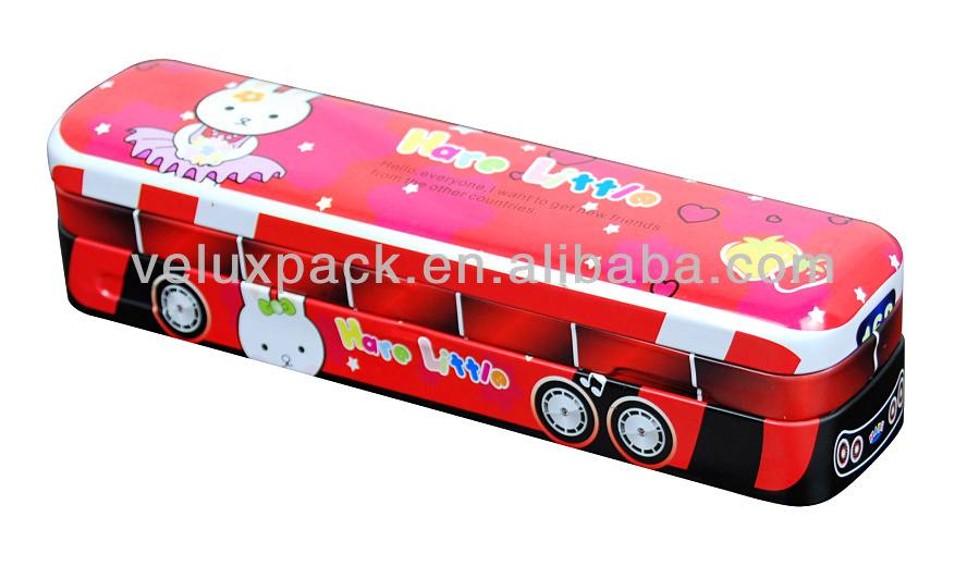 Children Pencil Case, Pencil Tin Case, Pencil Box