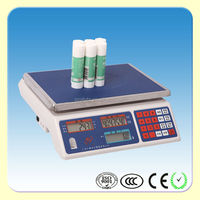 Factory price 30kg electronic counting calculator digital scale