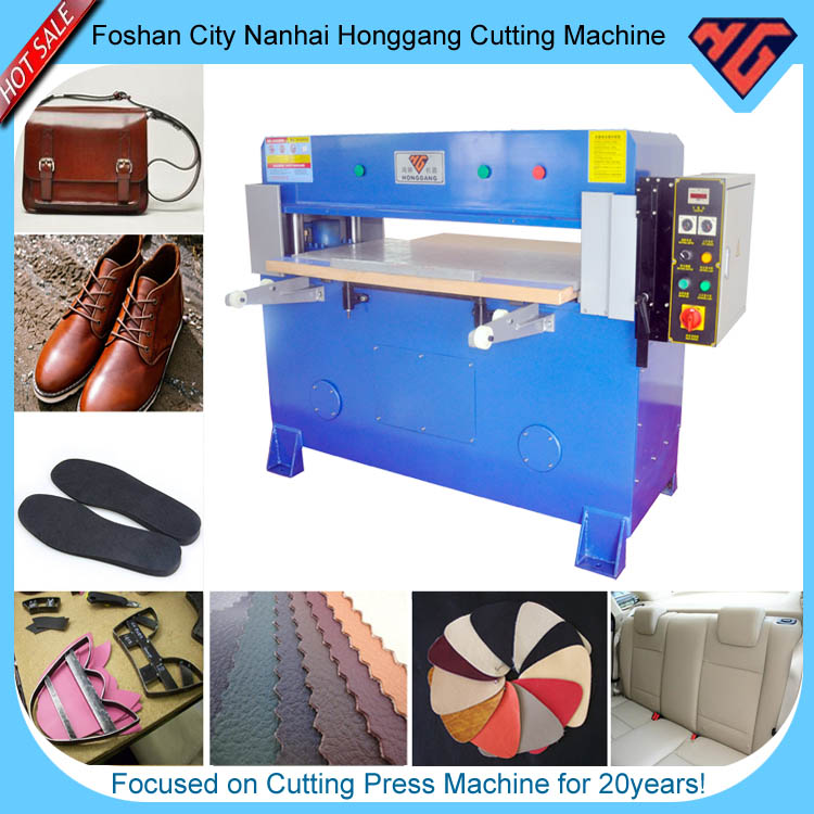 High Quality Factory Price leather goods shoe skiving cutting machine