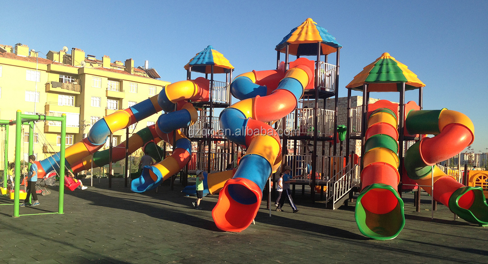 high quality children outdoor play areas used commercial playground equipment for sale childrens playground equipment qx - Commercial Playground Equipment