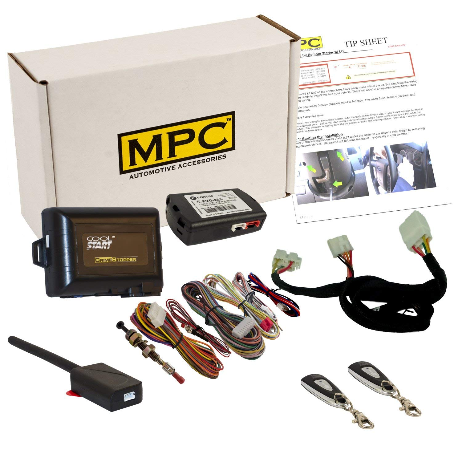 cheap plug and play remote start, find plug and play remote startget quotations · mpc complete 1 button remote start kit with t harness for 2011 2013 kia