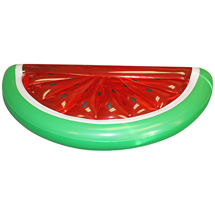 Water games inflatable pool float Half-Watermelon pool float toys for sale