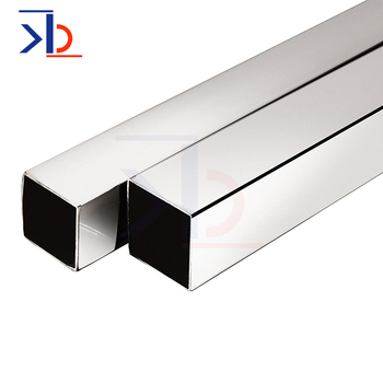 15mm 25mm 30mm Stainless Steel Rectangular Square Tubing Sizes Suppliers Brush Polish 304 Stainless Steel Pipe