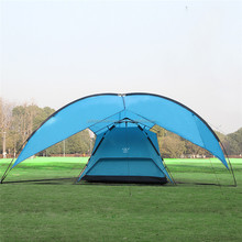 Large space Non-automatic CE approved double layered 2 man tent