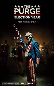 The Purge Election Year Movie Poster Limited Print Photo Frank Grillo Size 27x40 #2 ALL POSTERS SHIPPED OUT OF USA OR ASK FOR MONEY BACK!! MAKE SURE SELLER IS FROM USA BEFORE BUYING!!!!