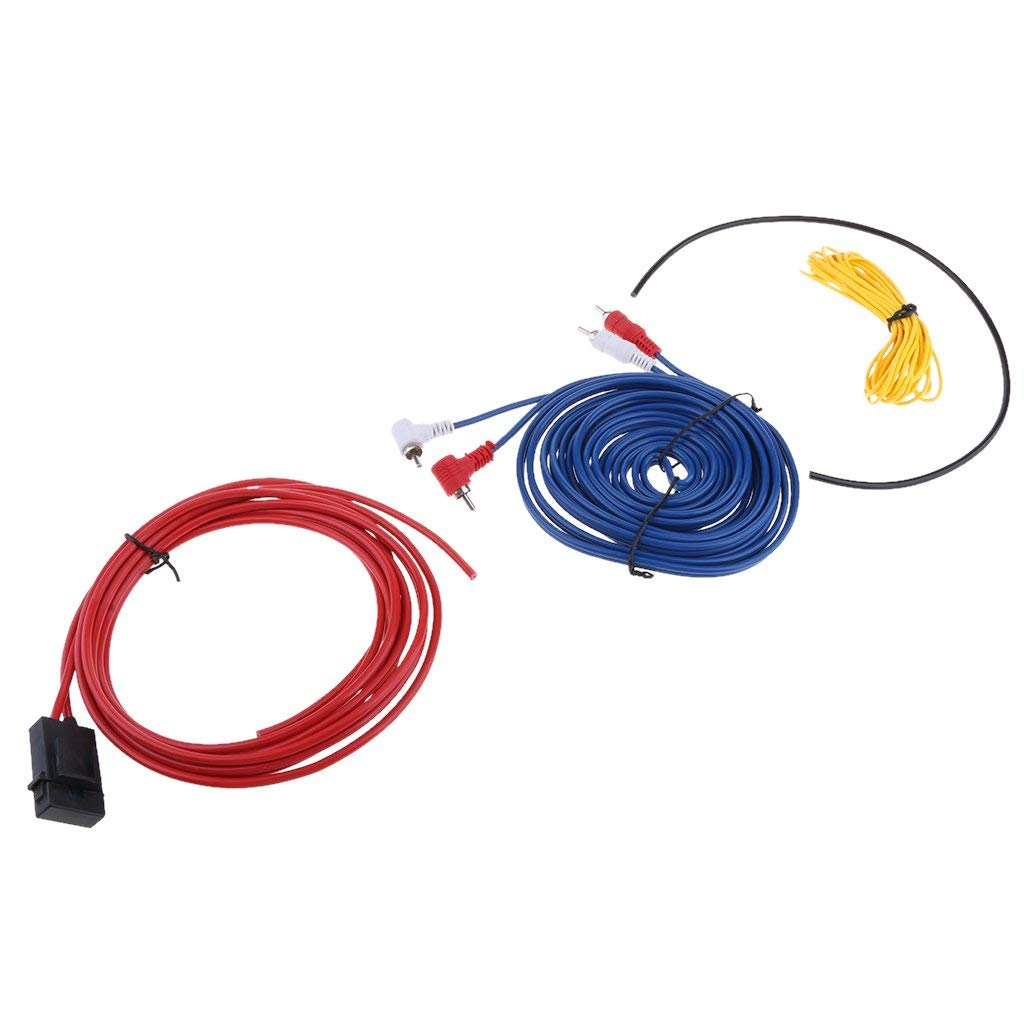 Cheap Car System Wiring Kit Find Deals On Bullz Audio 8 Gauge Amplifier Amp Installation Power Get Quotations Homyl 14ga Subwoofer Fuse Holder Wire Cable