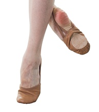 JW Commercio All'ingrosso per bambini adulti di Cuoio <span class=keywords><strong>Mezza</strong></span> Sole Turner di Balletto <span class=keywords><strong>Scarpe</strong></span>