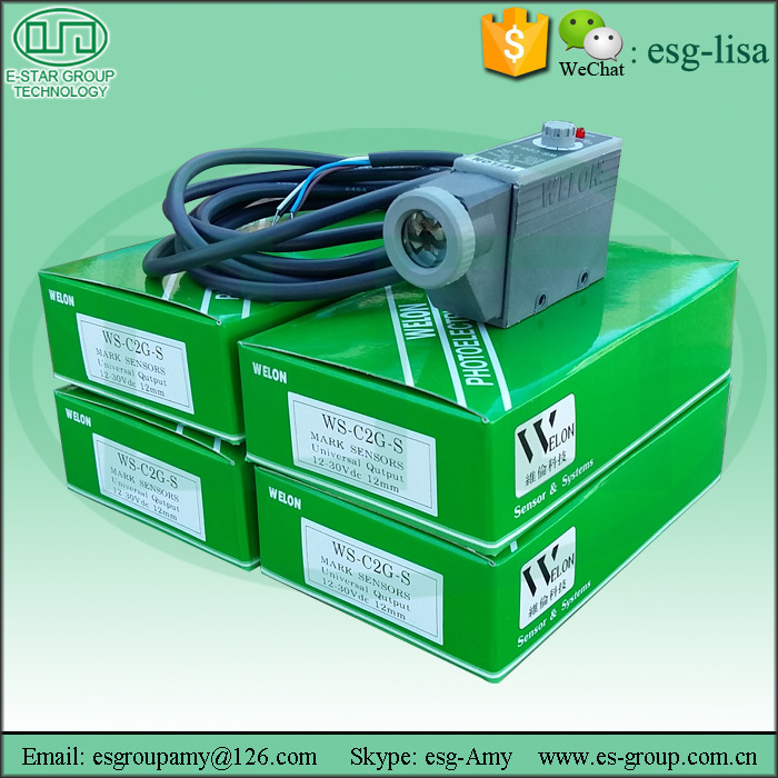 Economic Price Photoelectric Color Mark Sensor