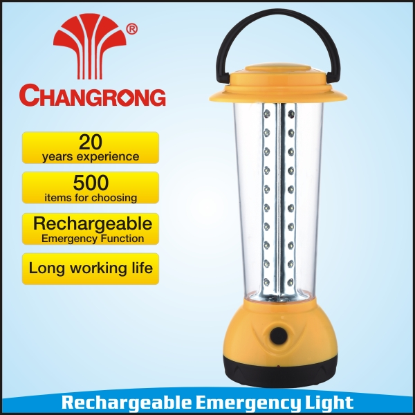 CR-8035B emergency portable lighting