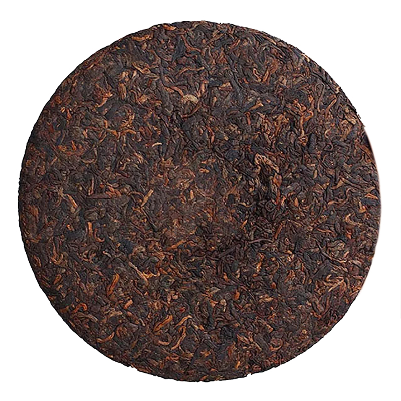 A ripe black chinese puer tea mini organic old ferment loose puer tea - 4uTea | 4uTea.com