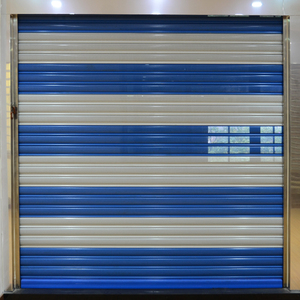 HS-G06 hot sale steel skin coating using French style sectional garage door panel