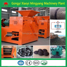 Palm kernel shell charcoal briquettes making machine/coal ball pellet pressed machinery/charcoal briquette plant008613838391770