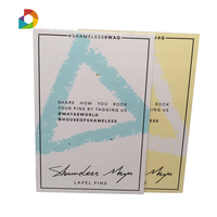 Good Quality Paper Card Printing Packaging Cardboard
