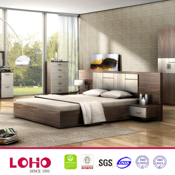 Rococo Melamine Latest Modern Designs Italian Bedroom Set - Buy ...