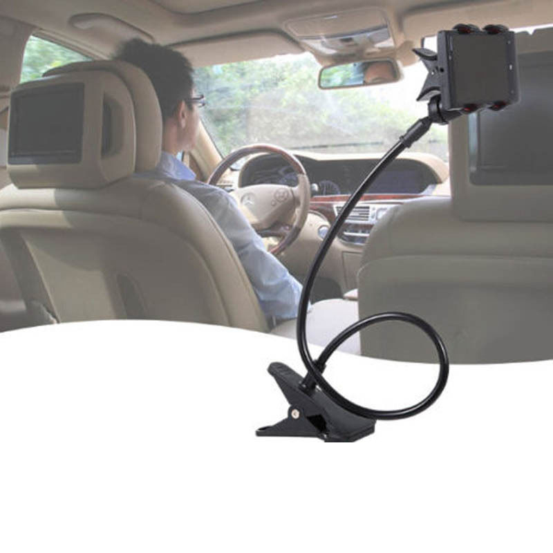 Cell Phone Holder, Universal Cell Phone Clip Holder Lazy Phone Holder Bracket Flexible Long Arms