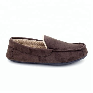 Micro suede Casual shoes men moccasins