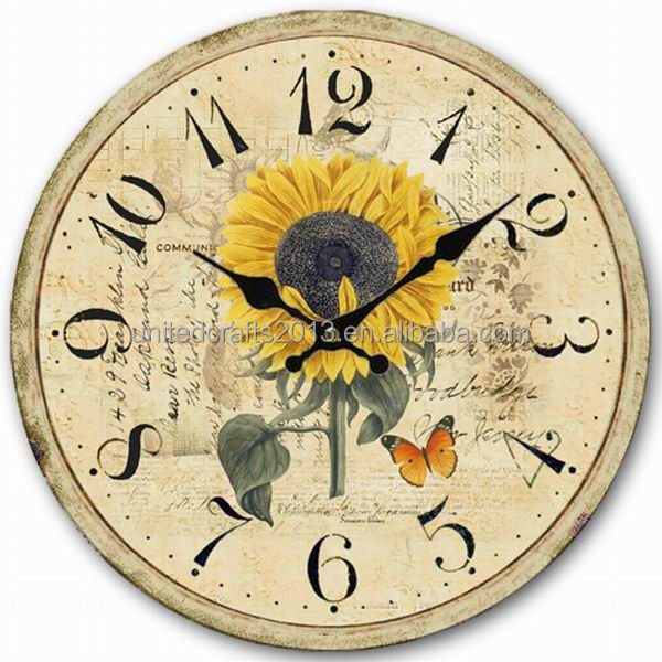Wood Frame Wall Clock, Wood Frame Wall Clock Suppliers and ...