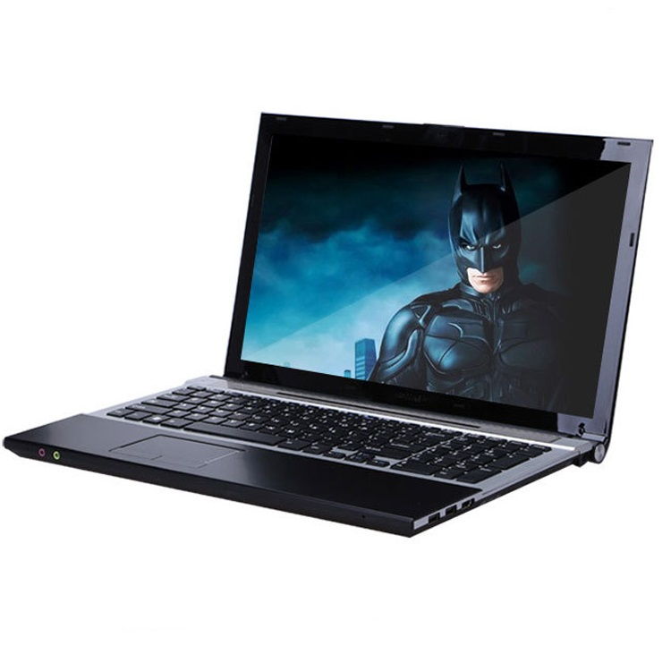 Hot Intel core i7 hand notebook factory direct supply 15.6inch notebook laptop computer with 8GB RAM 1TB HDD Win10 DVD Drive