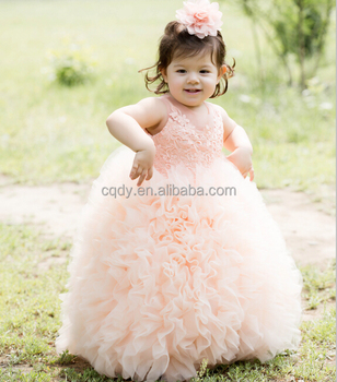 Beautiful Lace Dress Good Quality Kids Dress For Age 2 12 Summer