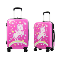 2019 new travelling case luggage,Kid's trolley case
