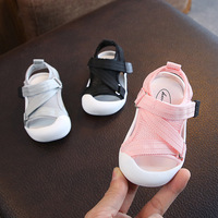 Children Baby Girls Boys Sandals Non-slip Infant Shoes Children Soft TPR Sole Kids Beach Sandals Outdoor Indoor