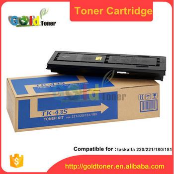 Copier Toner Cartridge Taskalfa 221 220 181 180 For Kyocera - Buy