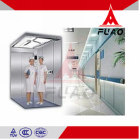 Hospital Bed Elevator/Passenger Elevator Cost of Latest Technology