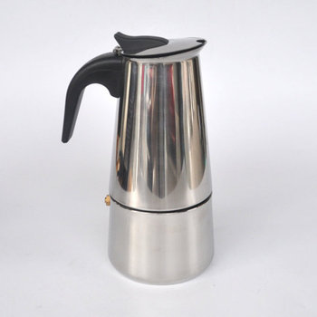 4 Cups Italy Stainless Steel Professional Espresso Coffee Makers