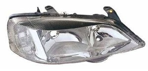 OPEL Astra Head Lamp ,1998-2003 Head Light Assy