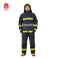 2018 fireman clothing GA10 2002 identifiable fire fighter protective anti fire suits