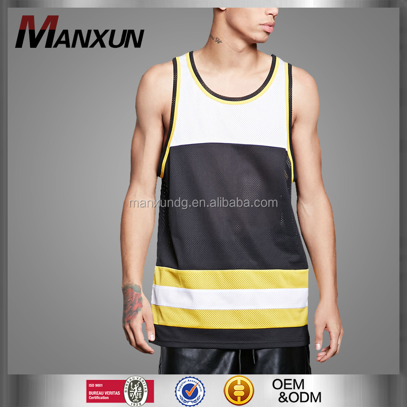 Fashion Apparel Sports Jersey New Model Short Sleeve Mesh Top Custom T Shirt