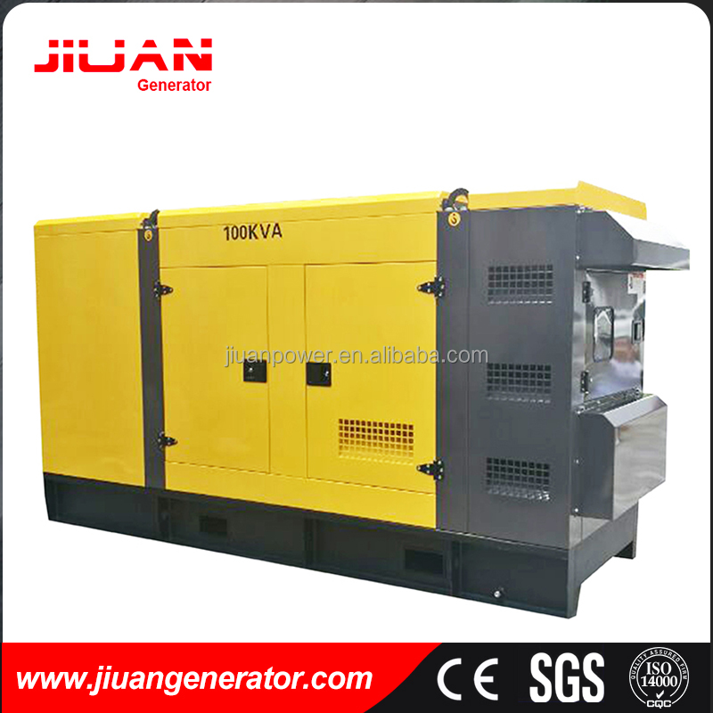 Auto Start generator Automatic Silent Power Electric Diesel Generator Guangzhou