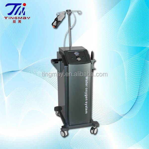 Portable facial oxygen concentrator