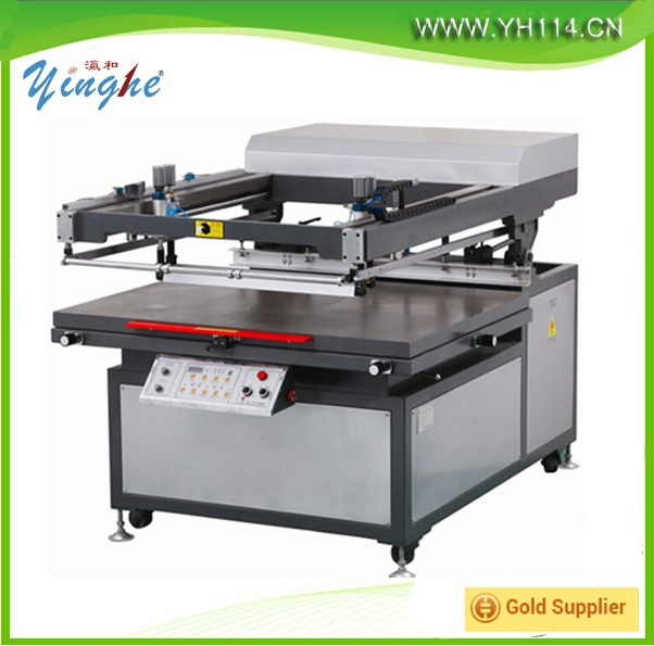 6090/7010090120 Professional customize factory Low mistake screen printing machine