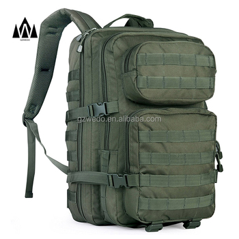 7099e4993b0e Military Tactical Backpack 40l Survival Gear Backpacking Large Hydration  Molle Bug Out Bag 3 Day Assault Pack Rucksacks Daypack - Buy Military ...