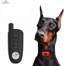 LoreWin LY-200A Nieuwe Uitvinding 2019 Afstandsbediening Hond Bark Electric Training Collar Oplaadbare En Regendicht Pet Training Collar