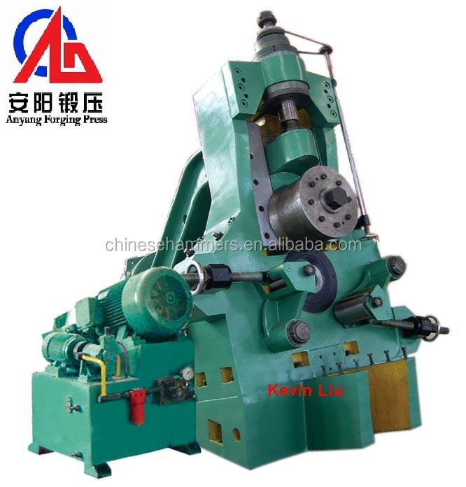 D51-500E vertical ring rolling machine for gears,hot forging ring rolling machine,metal forming ring rolling machine
