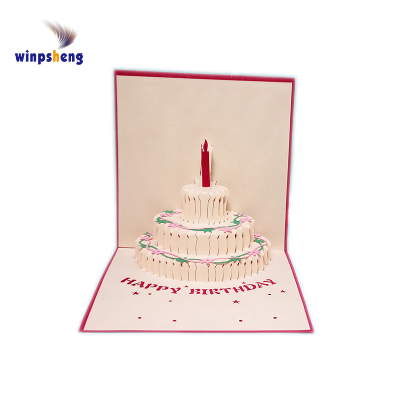 Free Printable Custom 3d Happy Birthday Cards
