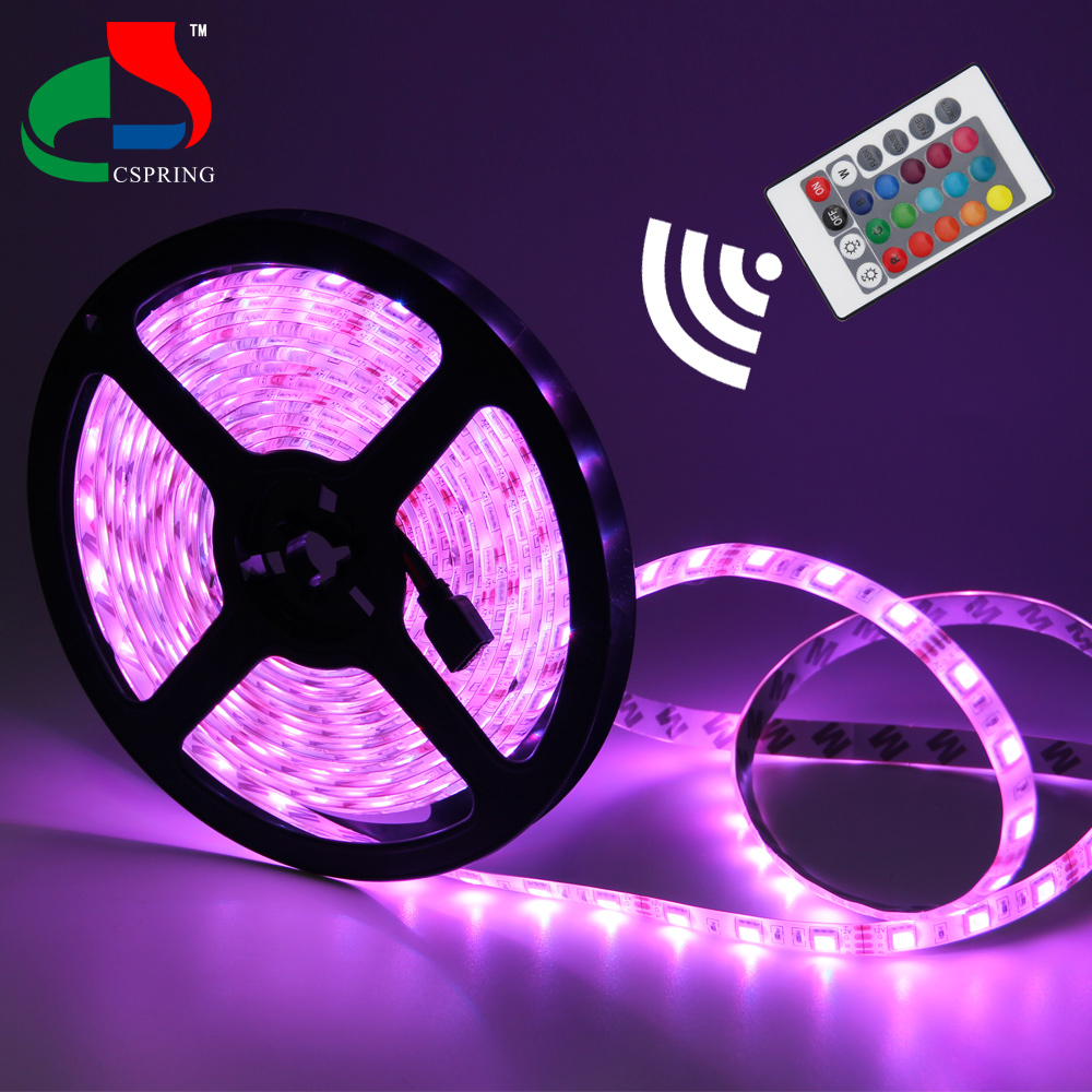 China Suppliers Led Flexible Strip 5050 12V 60LEDS/M IP20 <strong>RGB</strong> 5M
