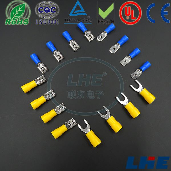 electric insulated solder terminal lugs