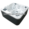5 seats outdoor spa double whirlpool bathtubs A610