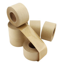 high quality self adhesive hotmelt kraft tape