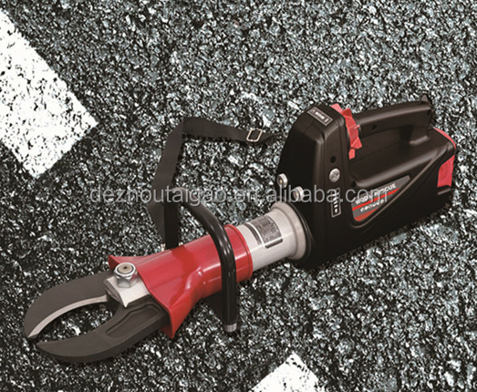 China portable emergency fire and rescue equipment/Hydraulic Cutter fire and rescue equipment