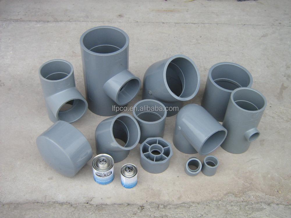 Tubo de pl stico pvc cinza tubos de pvc para abastecimento for Plastico pvc para estanques