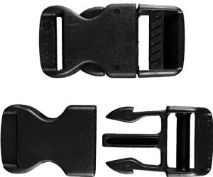 A&R Goalie Pad Plastic Replacement Clip Pair - 1 in.