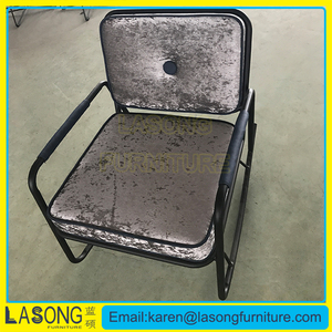 Lasong popular living room furniture high quality lounge rocking chair