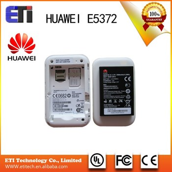 Huawei 4g Lte Wifi Router E5372 For Buses With Wireless Sim Card Slot 4 Lan  Ethernet Port - Buy Ip Gateway,Gsm Gateway Sim Box,Gateway Sim Card