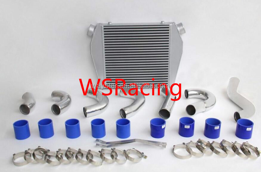 F6 aluminum intercooler piping kit for ford falcon XR6 FG G6E